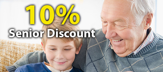 10% Plumbing Senior Discount when you call a Jetset Dover Heights plumber